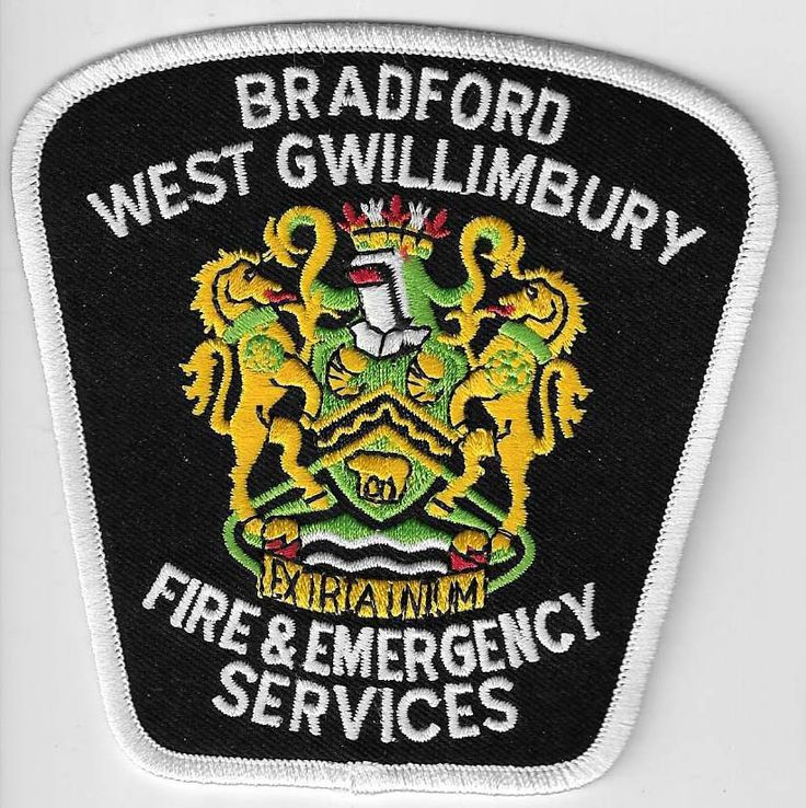 Bradford Volunteer Firefighters