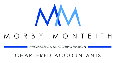 MORBY MONTEITH CHARTERED ACCOUNTANTS